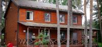 Двухуровневые апартаменты на берегу озера Вуокса