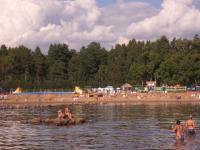 Площадка для тимбилдинга на берегу Финского залива в Курортном районе на 1000 человек