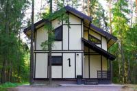 Двухэтажный 6ти местный коттедж, База отдыха Ильичево