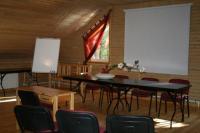 Зал для проведения конференций в Ленобласти, БО Журавушка