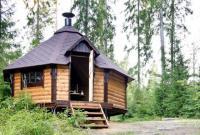 Гриль-Домик в Ленинградской области до 18 человек