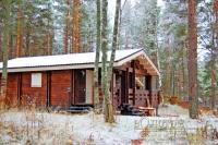 Финский дом 5+2, База отдыха «Золотой Берег» (Приладожье)