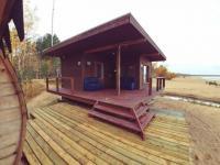 2х местный коттедж на берегу Ладожского озера