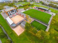 Спортивно-развлекательный комплекс NOVA в черте города