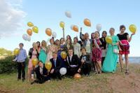 Романтичный выпускной на Финском заливе