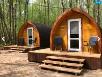 2х местный дом в лесу