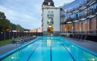 VIP коттеджи, SPA-отели, базы отдыха в Ленобласти Люкс
