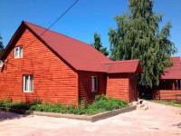 14 ти местный коттедж на берегу озера Вуокса (120 км от СПБ)