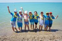 Летние каникулы в Крыму 2017
