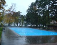 Загородный клуб на берегу Финского залива с открытым бассейном и спа комплексом
