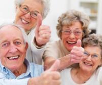 Отдых для пожилых людей