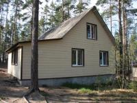 Коттедж на берегу озера Барковское