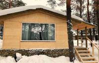 Семейный коттедж-студия на Финском заливе