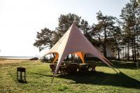 Малый шатер на Финском заливе