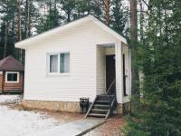 Финский домик с двумя спальнями